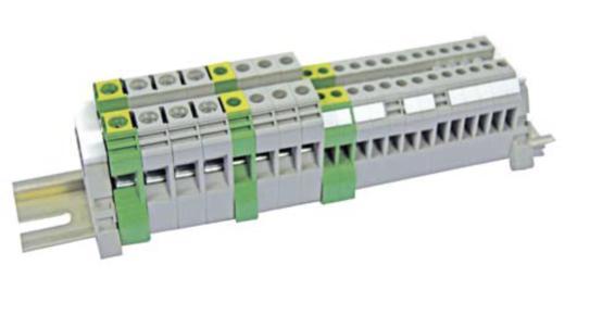 魏德米勒继电器中间采用隔离器件实现输入输出的电