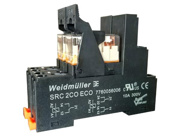 魏德米勒继电器在自动化领域中频繁使用